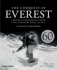 The Conquest of Everest: Original Photographs from the Legendary First Ascent Cover