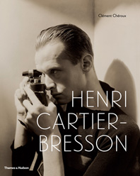 Henri Cartier-Bresson: Here and Now Cover