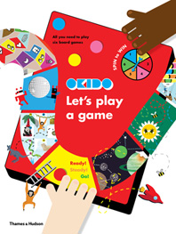 Let's play a game: All you need to play six board games Cover