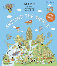 Mice in the City: Around the World Cover