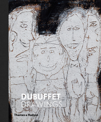 Dubuffet Drawings 1935-1962 Cover