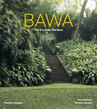Bawa: The Sri Lanka Gardens Cover