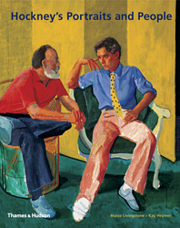 Hockney's Portraits and People Cover