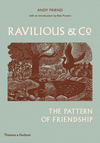 Ravilious & Co.: The Pattern of Friendship Cover