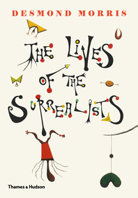 The Lives of the Surrealists Cover