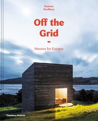 Off the Grid: Houses for Escape Cover