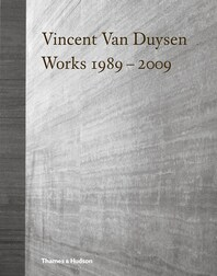 Vincent Van Duysen Works 1989 - 2009 Cover