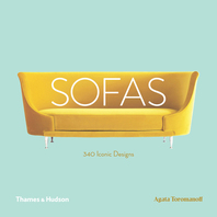 Sofas: 340 Iconic Designs Cover