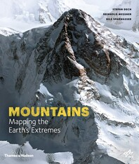 Mountains: Mapping the Earth's Extremes Cover