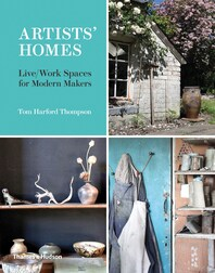 Artists' Homes Cover