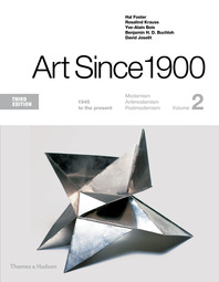 Art Since 1900: 1945 to the Present Cover