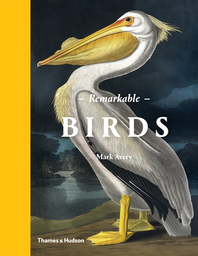 Remarkable Birds Cover