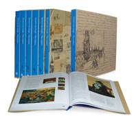 Vincent van Gogh: The Letters: The Complete Illustrated and Annotated Edition Cover