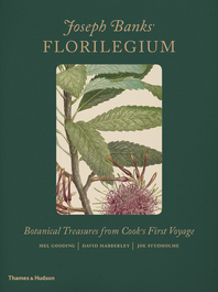 Joseph Banks' Florilegium: Botanical Treasures from Cook?s First Voyage Cover