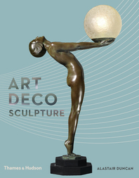 Art Deco Sculpture Cover