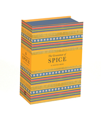 The Grammar of Spice Notecards Cover