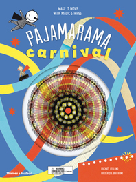 Pajamarama: Carnival: See the world through stripes! Cover