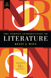 The Norton Introduction to Literature with 2016 MLA Update