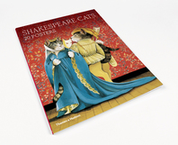 Shakespeare Cats: 20 Posters Cover