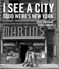 I See a City: Todd Webb's New York Cover