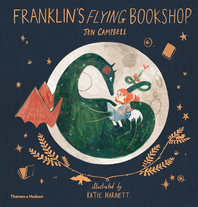 Franklin's Flying Bookshop Cover