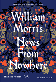 News from Nowhere: A Facsimile Edition Cover