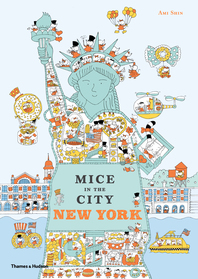 Mice in the City: New York Cover