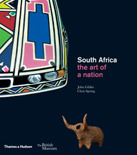 South Africa: the art of a nation Cover