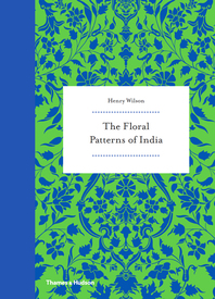 The Floral Patterns of India Cover