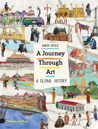 A Journey Through Art: A Global Art Adventure Cover