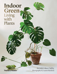 Indoor Green: Living with Plants Cover