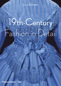19th-Century Fashion in Detail Cover