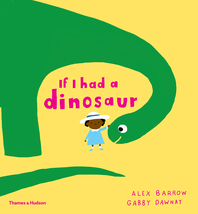 If I Had a Dinosaur Cover