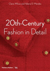 20th-Century Fashion in Detail Cover