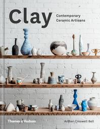 Clay: Contemporary Ceramic Artisans Cover