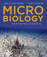 Cover Image for Microbiology An Evolving Science 4e