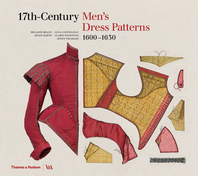 17th-Century Men's Dress Patterns Cover