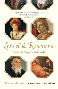 Lives of the Renaissance Cover