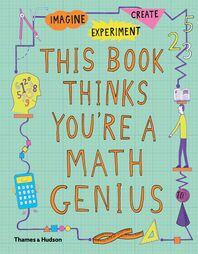 This Book Thinks You're a Math Genius Cover
