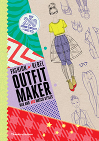 Fashion Rebel Outfit Maker: Mix and mismatch styles Cover