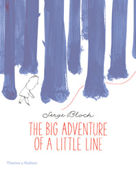 The Big Adventure of a Little Line Cover