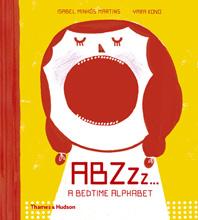 ABZZZZ...: A Bedtime Alphabet Cover
