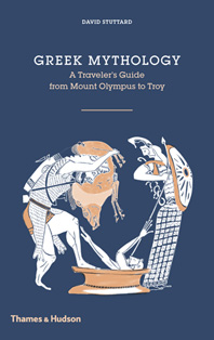 Greek Mythology: A Traveler's Guide Cover