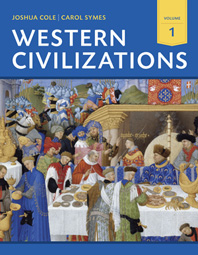 Western Civilizations Their History & Their Culture Eighteenth Edition  Volume 1