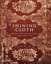 The Shining Cloth: Dress and Adornment that Glitter Cover
