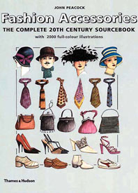 Fashion Accessories: The Complete 20th Century Sourcebook Cover