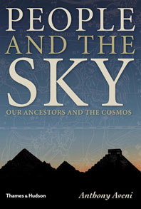 People and the Sky: Our Ancestors and the Cosmos Cover
