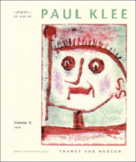 Paul Klee Catalogue Raisonne, 1939 Cover