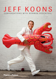 Jeff Koons: Conversations with Norman Rosenthal Cover