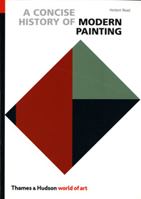 A Concise History of Modern Painting Cover
